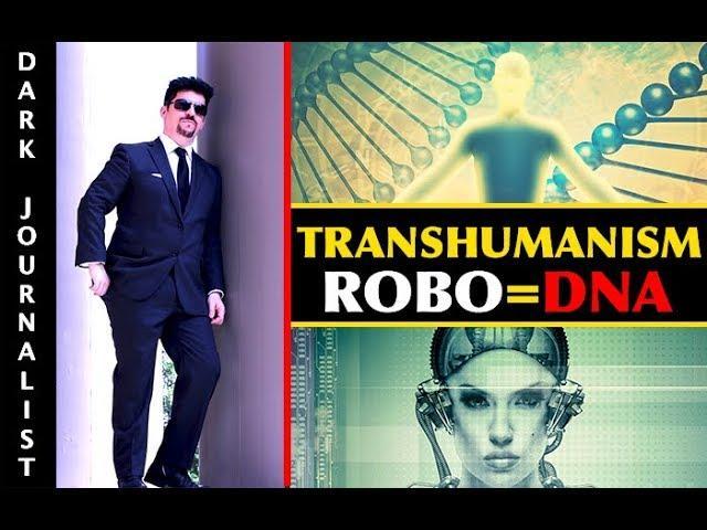 NANOTECH 5G ROBO DNA: TRANSHUMANIST AI TAKEOVER! DARK JOURNALIST & ELANA FREELAND