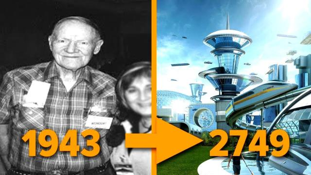 This Man Said He Traveled to the Year 2749 – and He Made Some Disturbing Claims About the Future