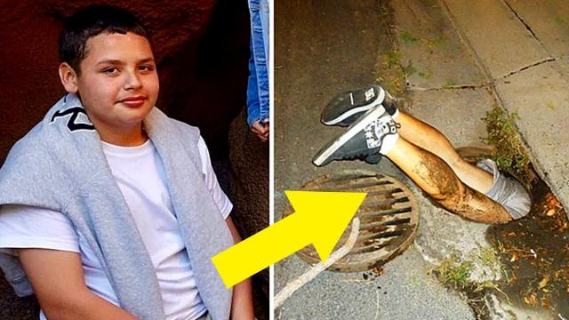 Boy Trapped In The Sewer For 12 Hours Straight Has Rescuers Frantically Racing Against The Clock