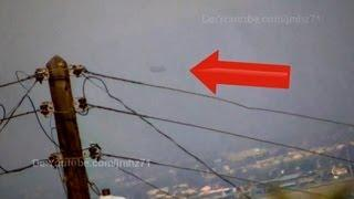 UFO Sightings Massive Football Field Size UFO Over Mexico! Incredible Daylight Sighting 2013