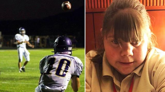 This Student With A Brain Disorder Was Tormented By Bullies. Then The School Quarterback Stepped In
