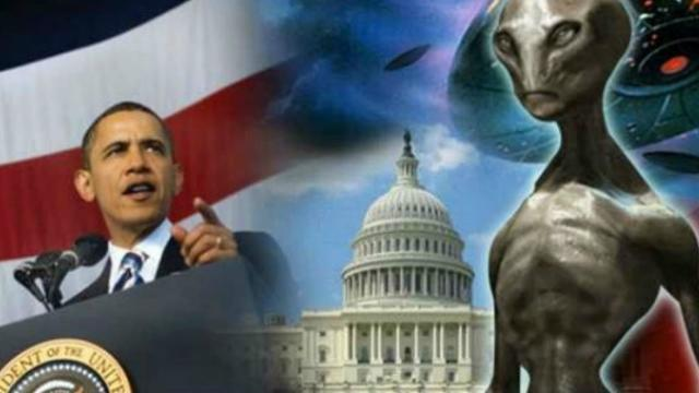 Barack Obama's Last Comments Before Leaving Office about the Alien and UFO Subject - FindingUFO