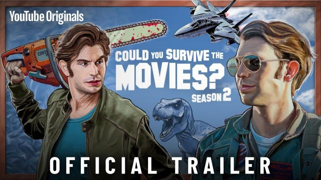 Could You Survive The Movies S2 | Official Trailer