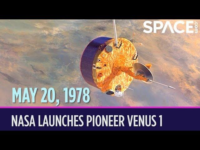 OTD in Space – May 20: NASA Launches Pioneer Venus 1