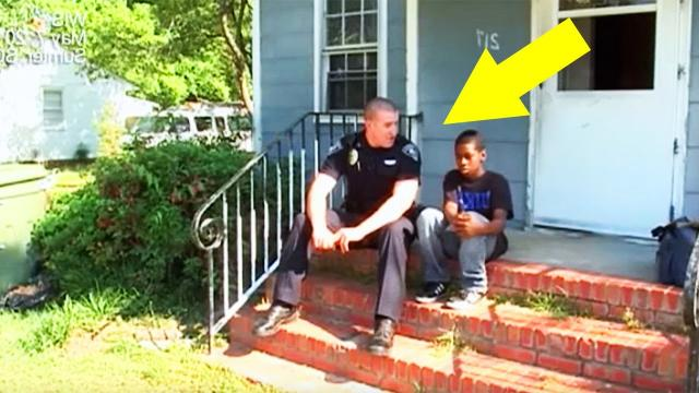 After This Distraught Boy Called 911, A Cop Saw His Bedroom And Sprang Into Action