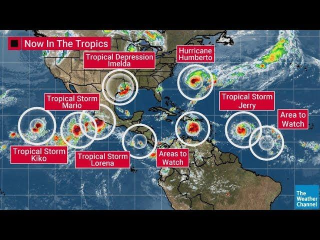 Wildest Hurricane Season ever? & Major Texas flood continues 48+ more Hours