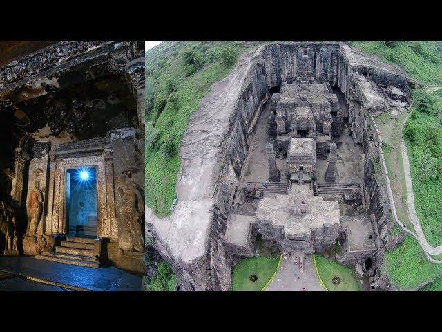 The MOST Mysterious Temple On Earth Hold A Great Secrets The Kailasa Temple Of India