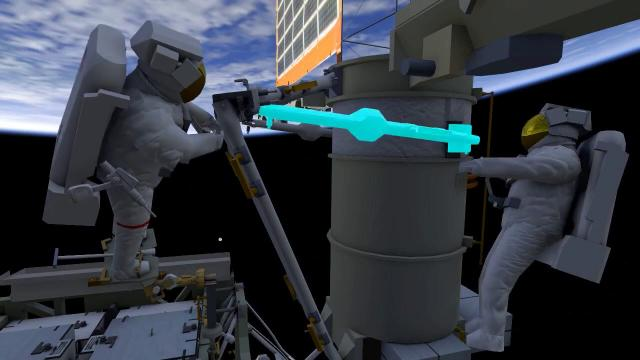 Spacewalkers will prep space station for solar array upgrades