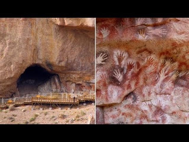 Inside This Remote South American Cave Lies An Astonishing Array Of Prehistoric Art