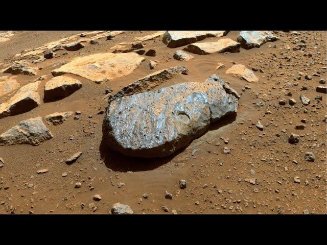 What has Perseverance's SHERLOC instrument told us about Mars rocks?