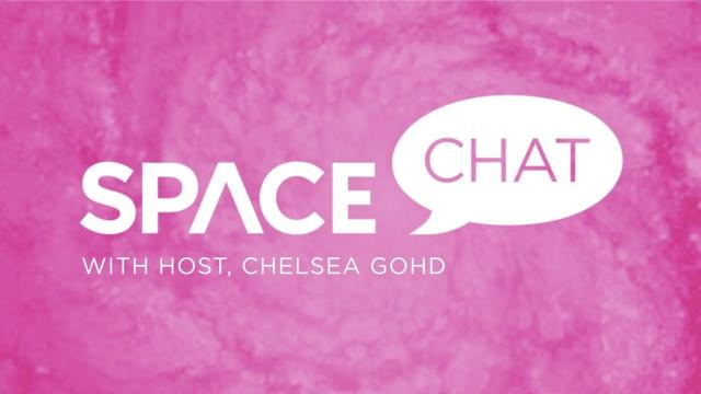 Space Chat! Perseverance and Making Oxygen on Mars!