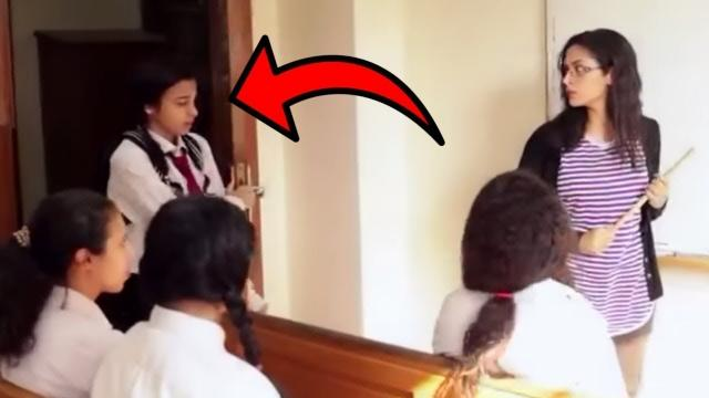 This Teacher Complained About The Undisciplined Student, But What She Found Out Later Was Shocking!!