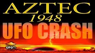 AZTEC 1948 UFO CRASH - Secret Recovery of Alien Technology HD MOVIE