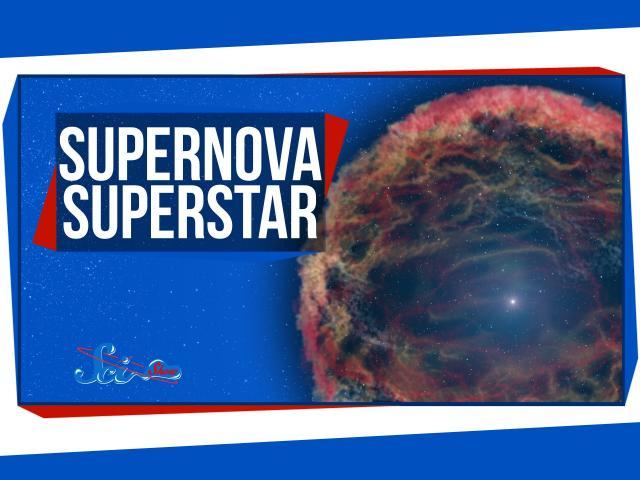Robert Evans, Supernova Superstar