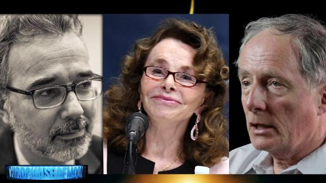 They Can't Possibly BELIEVE It's Real Or Do They? Richard Dolan Linda Moulton Howe