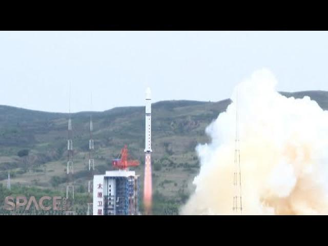 China launches 4 satellites atop Long March 2D rocket