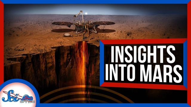 The First Results from NASA's Insight Lander! | SciShow News