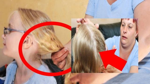 Disabled Girl Comes Home From School With Haircut, Mother Then Learns The Disturbing Truth Why