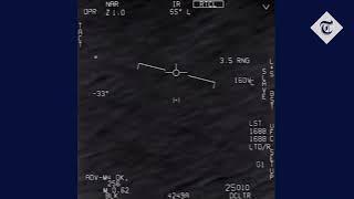 Pentagon releases 'UFO' videos filmed by US Navy pilots