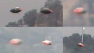Stunning UFO Over Taxco Mexico, June 24, 2013 HD