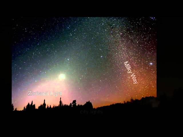 Unusual 'Pyramid Of Light' Brightens September 2014 Skywatching | Video