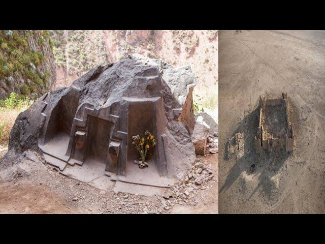 Recent Mysterious Archaeological Discoveries Crazy Discoveries part 12