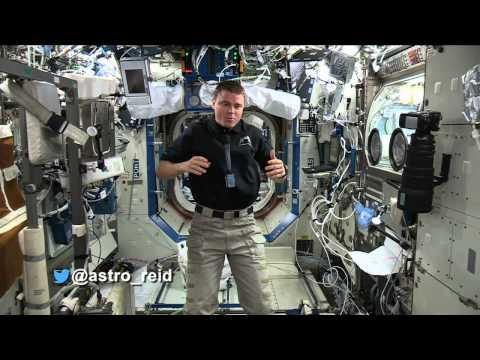 #askAstro: Teachers Inspire Astronaut Reid Wiseman