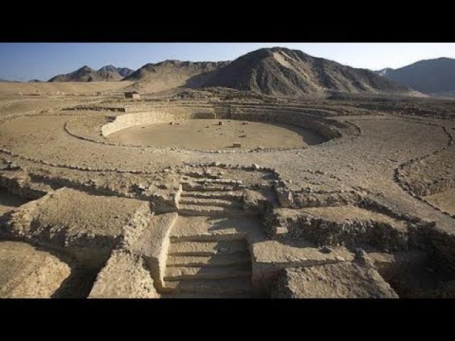 Archaeologists Find Massive Underground World Belonging To A Long Lost Civilization In Peru