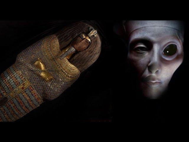 THE long lost mummy of an Egyptian Pharaoh 'removed to hide TRUTH'
