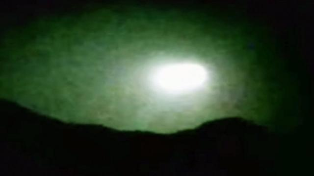 Asteroid UFO Sightings Captured in 3 Various Angle by ...