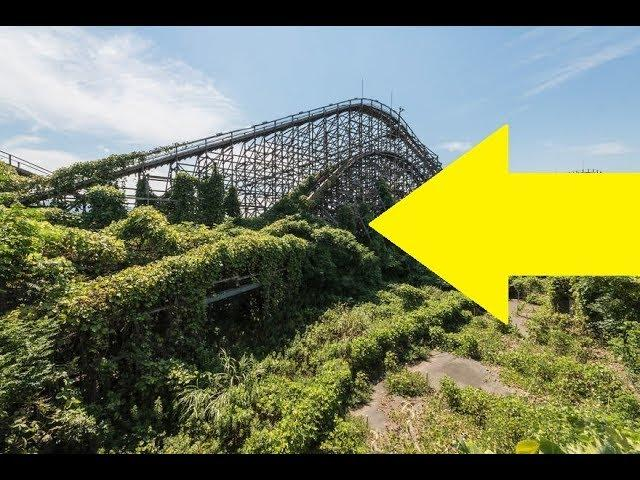 Japan's Tried To Copy Disneyland, But Instead Turned Into An Abandoned And Terrifying Wasteland