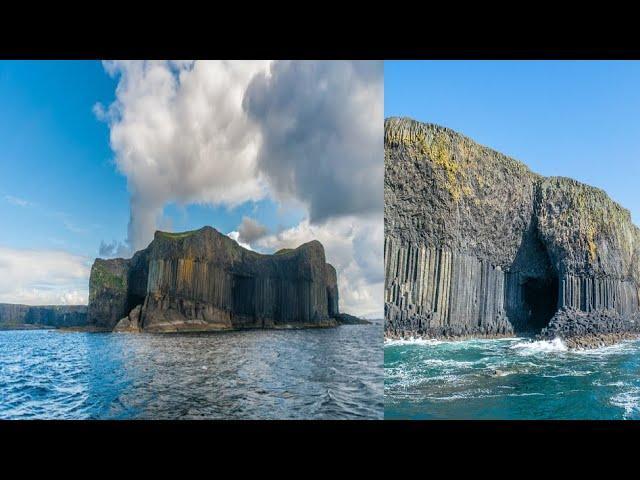 Amazing Archaeological Discovery on Scottish Island