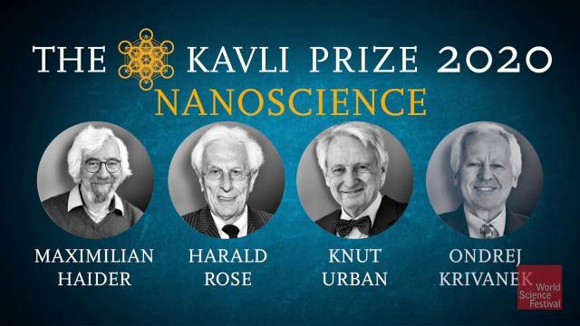 Science in Focus. The Kavli Prize 2020 | Nanoscience