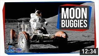 Moon Buggies: The First Electric Cars in Space