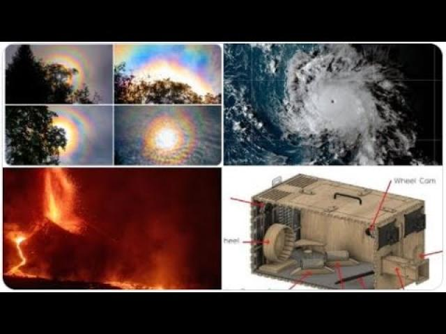Red Alert! The September 27th to October 23rd Wild Weather & Strange days period is about 2 begin!