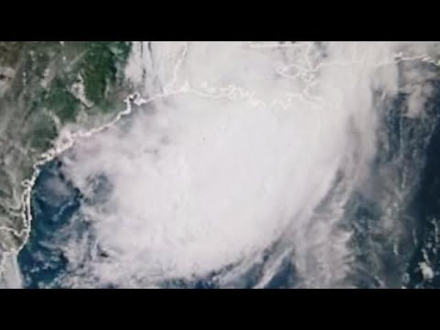 TS/Hurricane Barry makes Landfall! Flooding Danger Ahead!