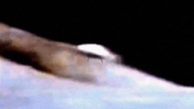 WAS A HUGE UFO WATCHING THE APOLLO 15 ASTRONAUTS DURING THEIR MISSION ON THE MOON?