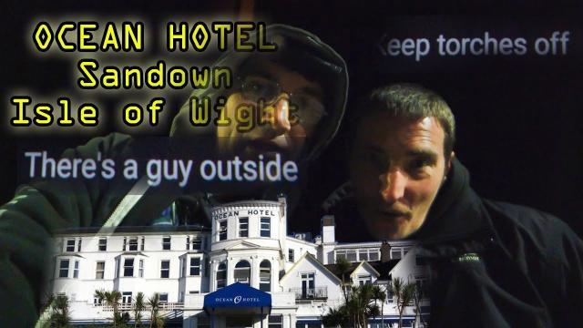 Ocean Hotel - Sandown - Isle of Wight FULL EXPLORE 4K