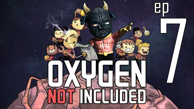 Oxygen Not Included | Part 7 - Food inside Asteroid| Area 51