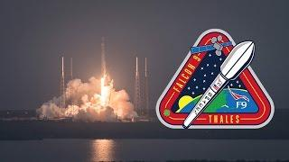 SpaceX Thales Mission