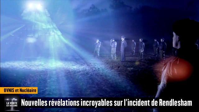 OVNIS et nucléaire : Nouvelles révélations incroyables sur l'incident de Rendlesham