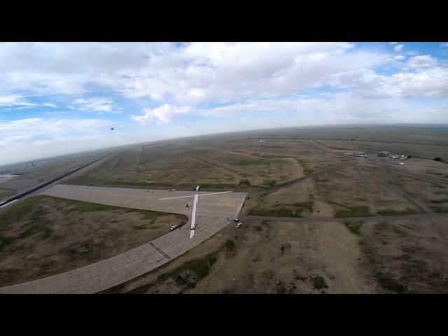 Edge of Space Balloon Rides - Test Delivers Amazing Views | Video