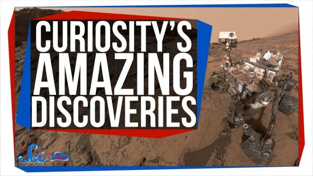 The Curiosity Rover's Most Amazing Discoveries