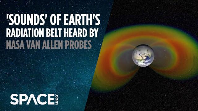 'Sounds' of Earth's Radiation Belt Heard by NASA Probes