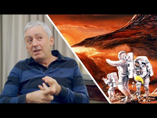 Interview : à quels enjeux devront se frotter les colons martiens ?