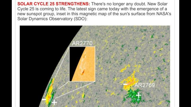 Solar Cycle 25 is Strengthening! 4 new Sunspots in 10 days & Increased Flaring!