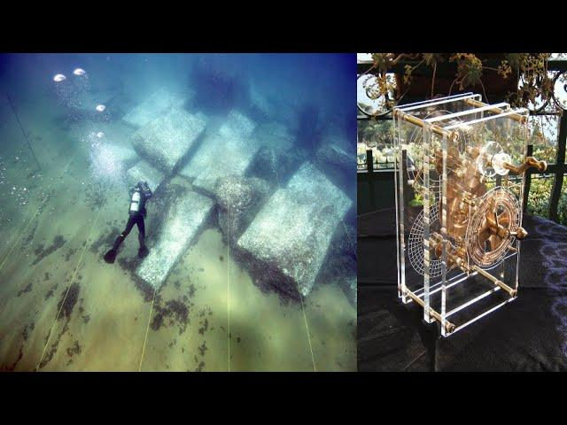 2000 years old Computer found aboard ancient Greek shipwreck