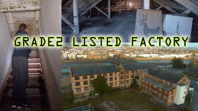 Big Carpentry Factory in Barnstaple DODGY FLOORS