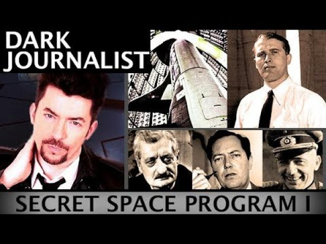DARK JOURNALIST & JOSEPH FARRELL: SECRET SPACE PROGRAM - NASA NAZIS & JFK