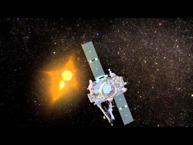 Solar Observatories To Fly Behind Sun | Video